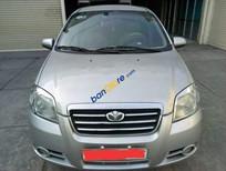 Bán Daewoo Gentra MT sản xuất 2010, màu bạc
