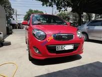 Cần bán Kia Morning MT năm sản xuất 2012, màu đỏ, nhập khẩu nguyên chiếc