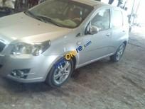 Cần bán lại xe Daewoo GentraX sản xuất năm 2010, màu bạc, nhập khẩu, giá 270tr