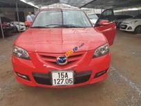 Cần bán gấp Mazda 3 năm 2009, màu đỏ, nhập khẩu, giá 335tr
