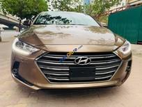 Bán Hyundai Elantra 2.0 GLS 2016, màu nâu