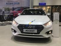 Bán xe Hyundai Accent 1.4AT sản xuất năm 2019, màu trắng
