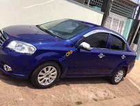 Cần bán xe Daewoo Gentra năm sản xuất 2008, màu xanh lam xe gia đình, giá 175tr