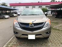 Bán Mazda BT 50 năm sản xuất 2015, màu vàng, xe nhập còn mới, giá 520tr