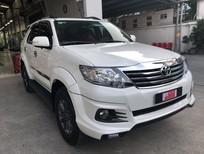 Bán xe Fortuner Sportivo sX 2016 màu trắng đặc biệt, trả góp 70%