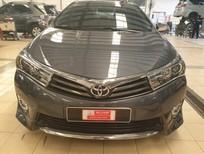 Bán Toyota Corolla Altis 2.0V 2014, màu ghi xanh