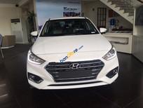 Bán Hyundai Accent sản xuất 2019, màu trắng, giá 499tr