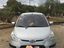 Cần bán lại xe Hyundai i10 1.2AT 2010, màu bạc, xe nhập chính chủ