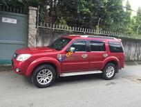 Bán Ford Everest Limited năm sản xuất 2015, màu đỏ còn mới, giá tốt