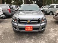 Bán Ford Ranger XLS năm sản xuất 2016, màu xám, nhập khẩu Thái Lan