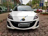 Bán ô tô Mazda 3 năm sản xuất 2010, màu trắng, nhập khẩu, giá 420tr