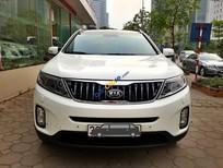 Cần bán xe Kia Sorento DATH sản xuất năm 2018, màu trắng như mới
