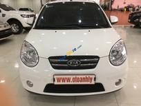 Cần bán xe Kia Morning 1.0 sản xuất năm 2010, màu trắng