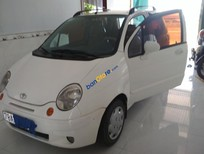 Bán Daewoo Matiz SE năm sản xuất 2008, màu trắng như mới