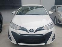 Bán xe Toyota Vios E năm sản xuất 2019, màu trắng