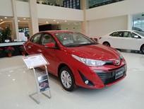 Cần bán Toyota Vios G sản xuất 2019, màu đỏ, 606tr