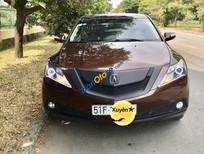 Cần bán lại xe Acura ZDX 3.7 V6 năm sản xuất 2010, màu nâu, nhập khẩu