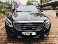 Bán Maybach S600 nhập Đức, màu đen, model 2016, đăng ký 2017, biển Hà Nội, lăn bánh 9000km