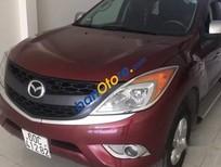 Cần bán gấp xe cũ Mazda BT 50 2012, màu đỏ, xe nhập