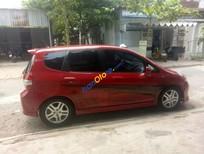 Bán Honda Jazz sản xuất năm 2008, màu đỏ, xe nhập