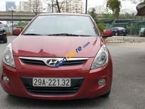 Bán Hyundai i20 1.4AT 2011, màu đỏ, xe nhập, 338 triệu