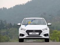Cần bán xe Hyundai Accent sản xuất 2019, màu trắng
