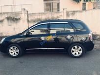 Cần bán Kia Carens 2008, màu đen, xe nhập