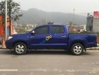 Cần bán Toyota Hilux sản xuất 2009, màu xanh lam, nhập khẩu