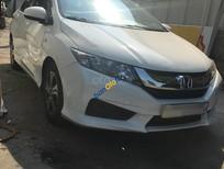 Cần bán xe Honda City 1.5CVT năm 2016, màu trắng