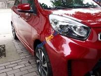 Bán xe Kia Morning năm sản xuất 2018, màu đỏ giá cạnh tranh