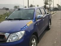 Bán Toyota Hilux năm sản xuất 2009, màu xanh lam, nhập khẩu nguyên chiếc chính chủ, giá tốt