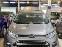 Bán Ford EcoSport sản xuất năm 2015, xe màu bạc