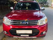 Bán ô tô Ford Everest Limited 4x2 năm 2015, màu đỏ còn mới