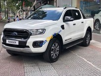 Bán Ford Ranger 2.0 Biturbo năm 2019, màu trắng, nhập khẩu, giá chỉ 880 triệu