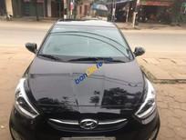 Bán xe Hyundai Accent Blue năm 2017, màu đen, nhập khẩu