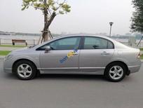 Bán Honda Civic 1.8 AT năm sản xuất 2009, màu bạc