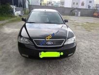 Cần bán Ford Mondeo năm sản xuất 2003, màu đen