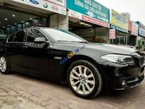 Bán BMW 5 Series 528i năm 2015, màu đen, xe nhập