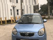 Bán xe Kia Morning SLX AT sản xuất năm 2008, màu xanh lam