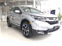 Bán Honda CR V năm sản xuất 2019, màu bạc, nhập khẩu