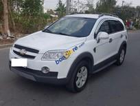 Cần bán xe Chevrolet Captiva năm 2007, màu trắng