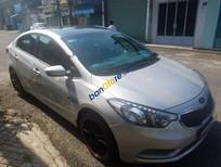 Cần bán xe Kia K3 2.0AT sản xuất 2014, màu bạc xe gia đình, giá tốt