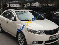Cần bán lại xe Kia Forte 1.6 AT sản xuất năm 2012, màu trắng như mới