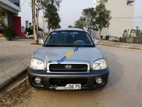 Bán Hyundai Santa Fe Gold sản xuất 2005, xe nhập