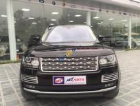 Cần bán xe LandRover Range Rover SV Autobiography LWB năm 2015, màu đen, nhập khẩu như mới