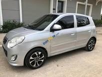 Cần bán xe Kia Morning EX 1.1 MT sản xuất 2009, màu bạc