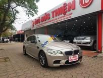 Cần bán lại xe BMW 5 Series 520i năm 2012, màu vàng, xe nhập