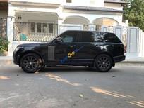 Cần bán LandRover Range Rover Vogue V6 SuperCharged 3.0L sản xuất năm 2015, màu đen, nhập khẩu