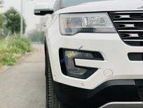 Bán Ford Explorer Limited năm sản xuất 2016, màu trắng, nhập khẩu nguyên chiếc