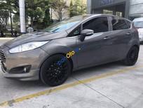 Bán Ford Fiesta 1.0 Ecoboost năm 2014, màu xám, 398 triệu